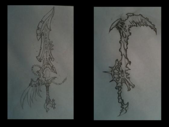 Sword em Criação